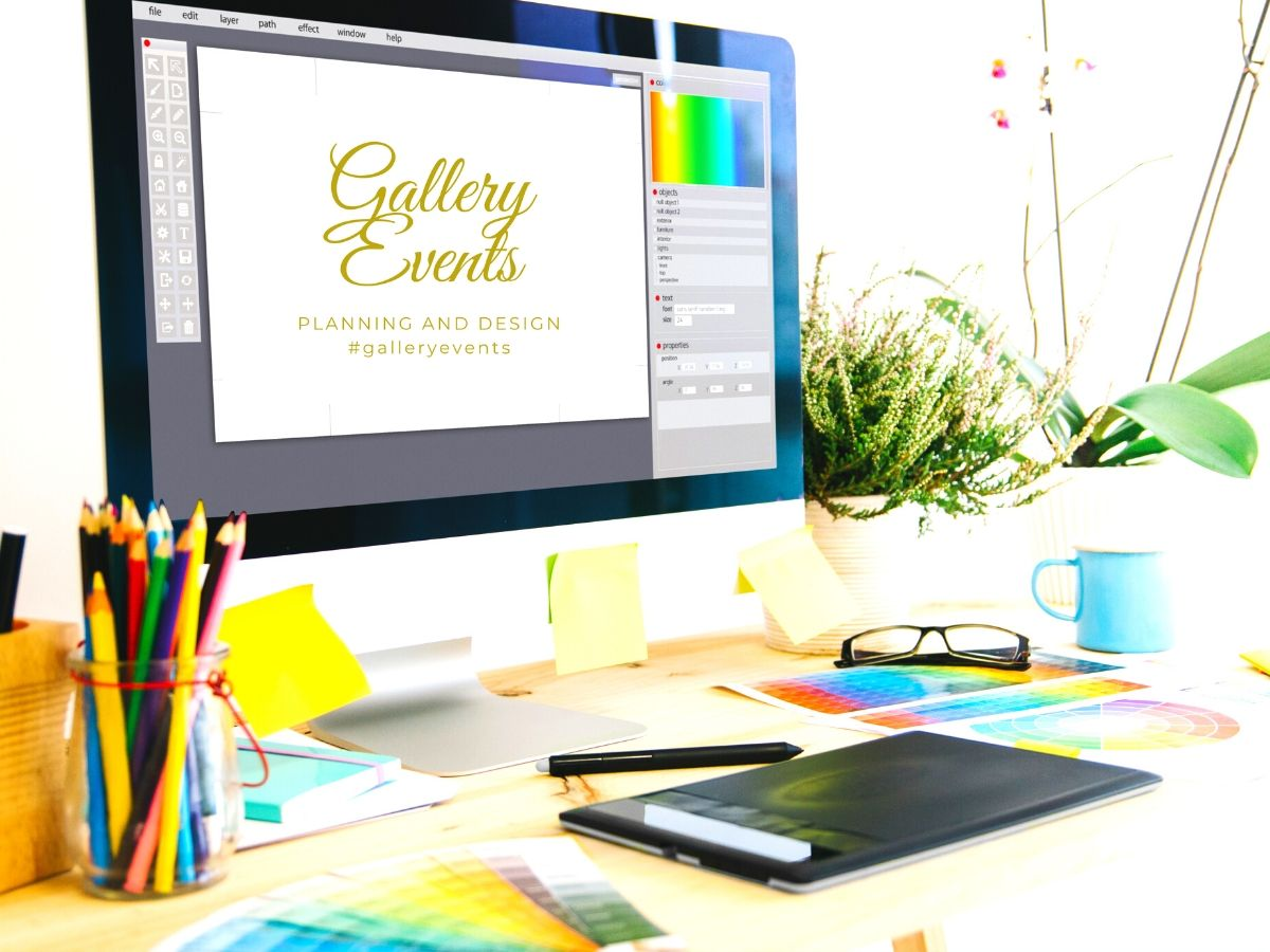 Gallery Events design